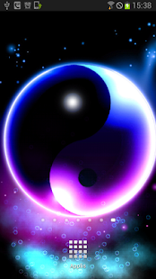 How to install Ying Yang Neon LWP Animated 1.4 mod apk for laptop