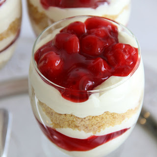 mini cherry topped mini cherry cheesecake bites mini cherry cheesecake ...