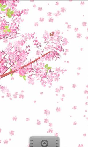 桜のライブ壁紙