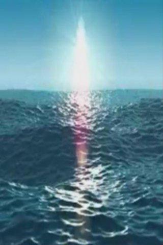 Moving Ocean Waves