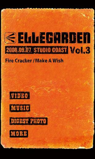 ELLEGARDEN LIVE BOX Vol.3