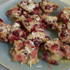 To-Die-For Cranberry Coconut Squares