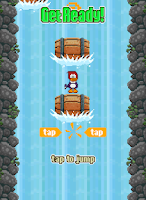 Screenshot of Super Barrel Stunt