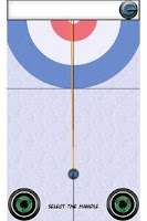 Screenshot of Curling Pro