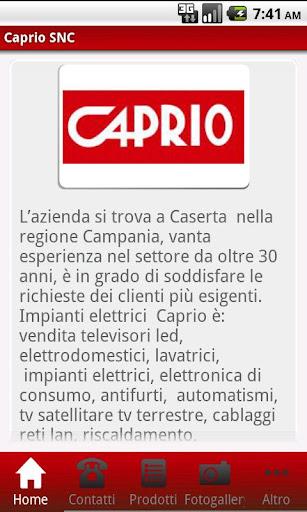 Caprio SNC