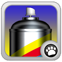 Awesome Spray Paint icon