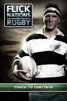 Screenshot of Flick Nations Rugby