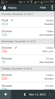 Screenshot of OnTrack Diabetes