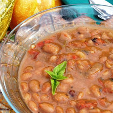 Summer Bean Soup