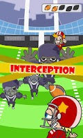 Screenshot of AmericanFootBall TouchDownPass