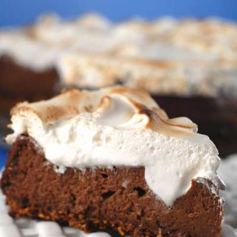 Gluten Free S'mores Cheesecake