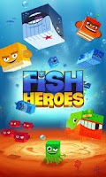 Screenshot of Fish Heroes