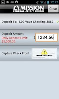 Screenshot of Mission Federal Credit Union