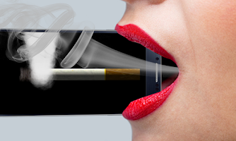 Screenshot of Cigarette Simulator 3D