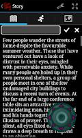 Screenshot of TFN 2 - Text Adventure Game