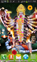 Screenshot of Jai MAA KALI HQ Live Wallpaper