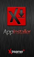 Screenshot of xApp Installer