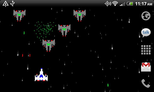 玩個人化App|Space Battle Free L. Wallpaper免費|APP試玩