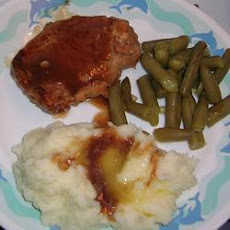 Pork Chops in Gravy