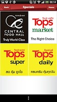 Screenshot of Tops Supermarket