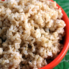Mom's Brown Rice