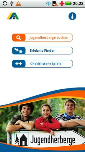 DJH Reiseführer für Gruppen