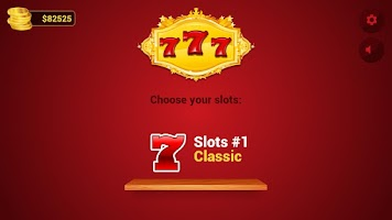 Screenshot of Classic Slots 777 HD