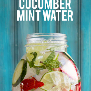 Strawberry Mint Lime Recipes