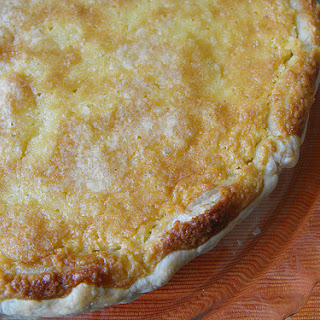 White Beans and Coconut Pie