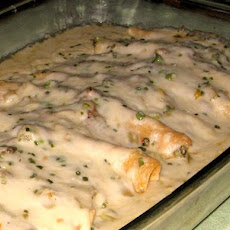 Green Enchiladas