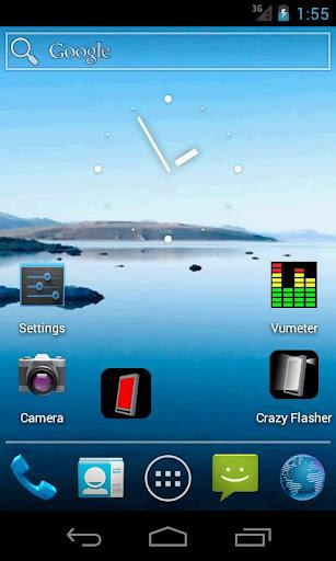 玩工具App 瘋狂閃光 - 火炬免費 APP試玩