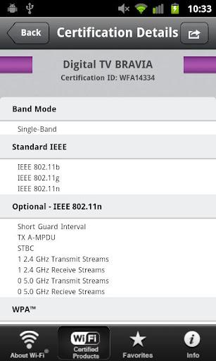 Wi-Fi CERTIFIED™ Mobile