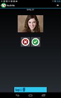 Screenshot of Yes or No