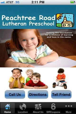 Peachtree Road Lutheran Presch