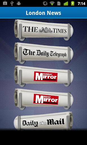 London UK News