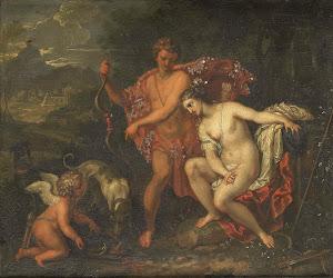 RIJKS: anoniem: painting 1699