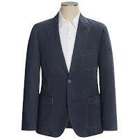 Flynt Bond-W Sport Coat - Cotton Blend (For Men)