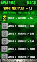 Screenshot of Zombie Bobble Heads