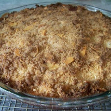 Apple Crumble (Gluten, Dairy and Egg-Free)