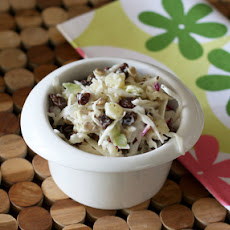 Coleslaw with Pineapple