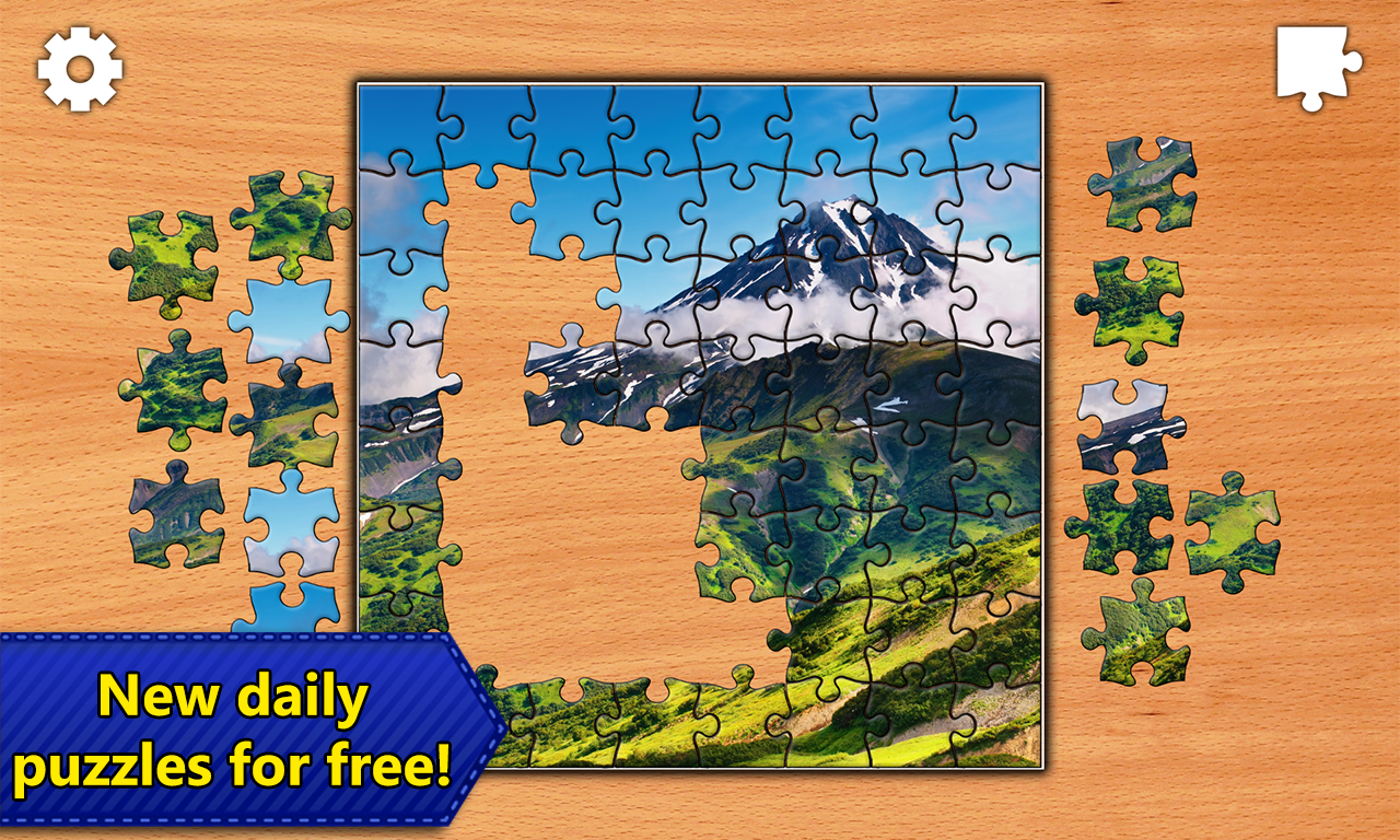 Jigsaw Puzzles Epic Screenshot 2