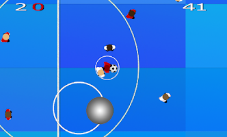 Screenshot of Football Arena