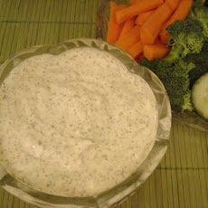 Linda's Dill Dip for Vegetables