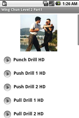 Wing Chun Kung Fu Level 2 Pt 1