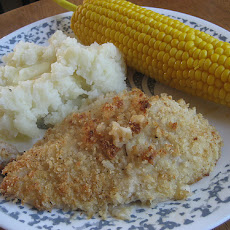 Kittencal's Easy and Delicious Ranch-Parmesan Chicken