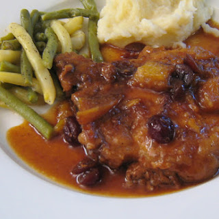 Baked Cranberry Pork Chops Recipes