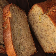 Sour Cream–Banana Bread Recipe