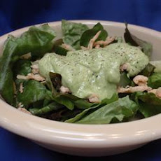 Creamy Avocado Salad Dressing