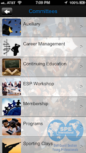 SPE GCS Young Professionals APK for Bluestacks