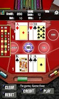 Screenshot of RVG Baccarat FREE